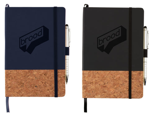 Lucca Cork Bound JournalBook Bundle Set