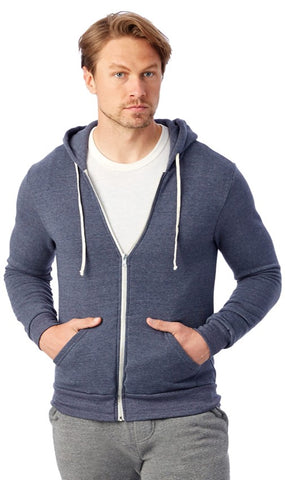 Men's Rocky Eco-Fleece Zip Hoodie