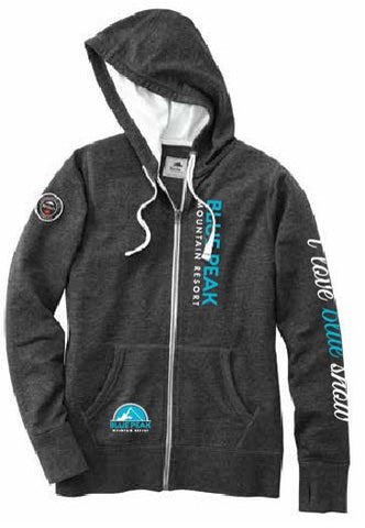 Men's Roots Full-Zip  Fleece Hoodie