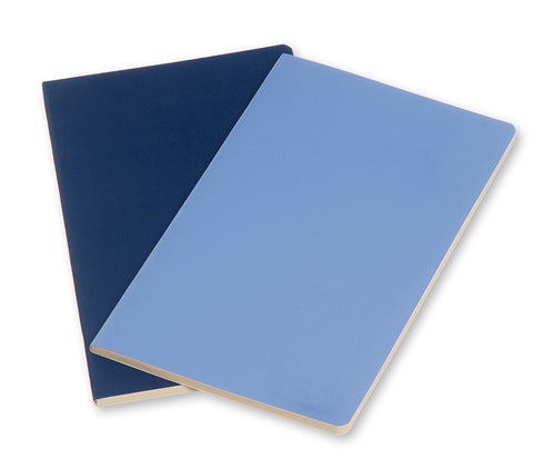 Moleskine Color Volant Notebook (set of 2)