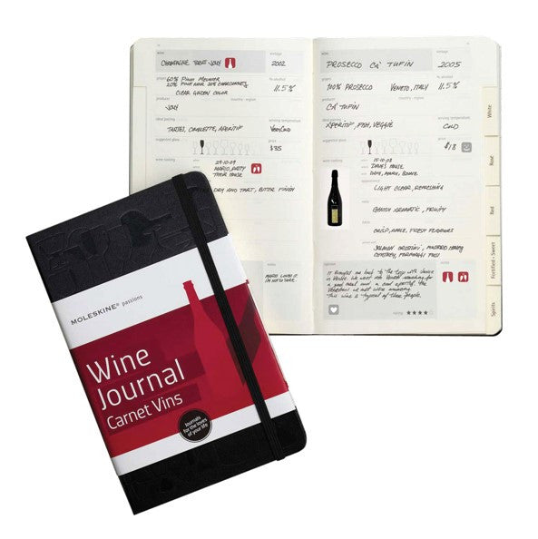 Moleskine Wine Passion Journal