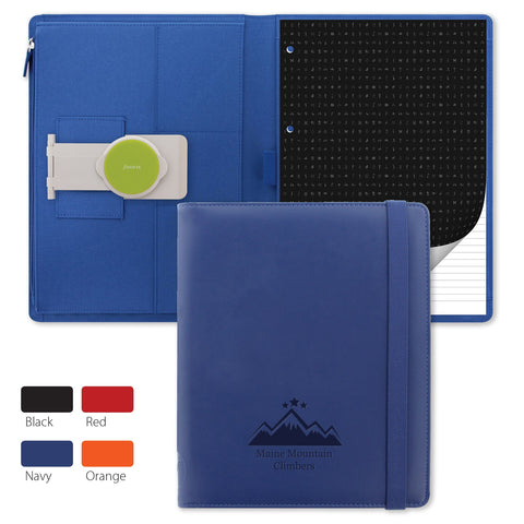 Multi-use Tablet Case with Elastic Closure