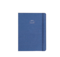 Natural Fiber Notebook