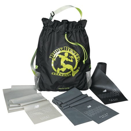 Strength Bands and Fitness Bag