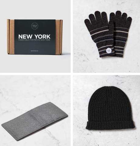 Essentials for Men in New York Kit