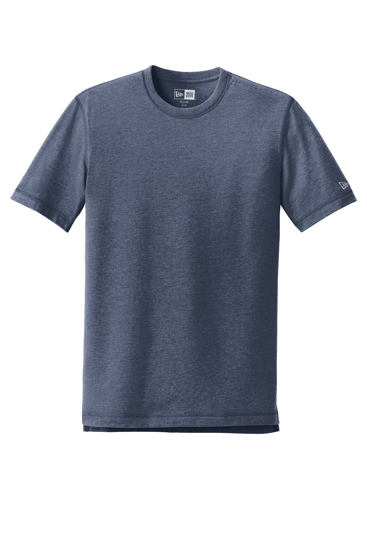 Suede Cotton Crew Tee Shirt