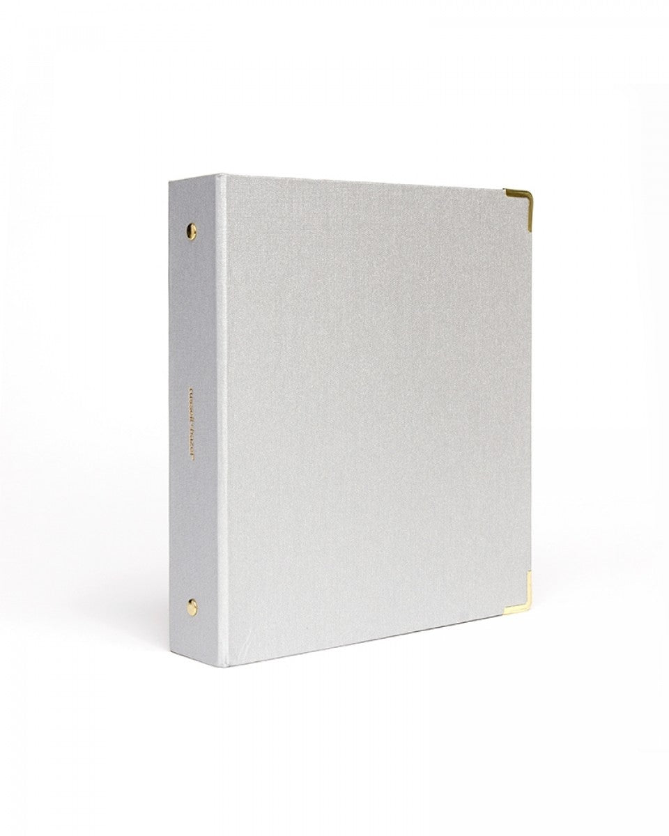 Russell+Hazel Bookcloth Mini 3-Ring Binder