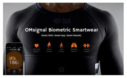 OMsignal High Performance Smartwear