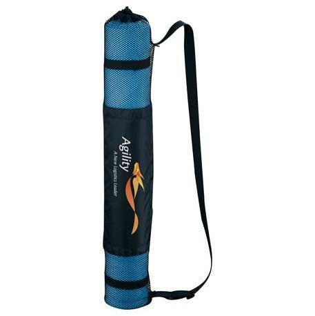 On-The-Go Yoga Mat With Carry Strap