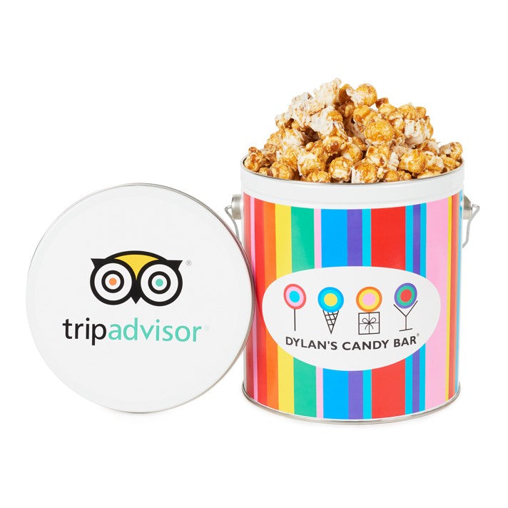 One Gallon Gourmet Popcorn Tin