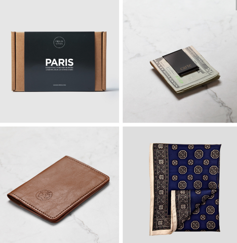 Essentials for Men in Paris Kit