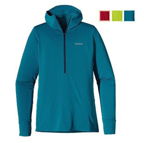 Patagonia Men's All Weather Zip-Neck Hoody
