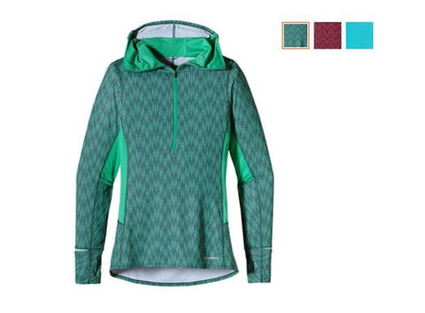 Patagonia Women's All Weather Zip-Neck Hoody