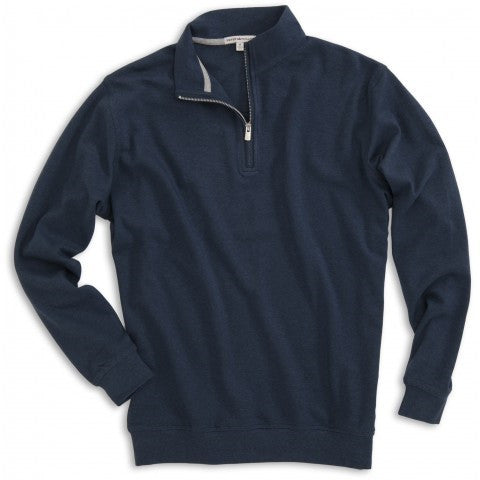 Peter Millar Heather Interlock Pullover