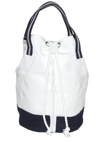 Drawstring Beach Bag