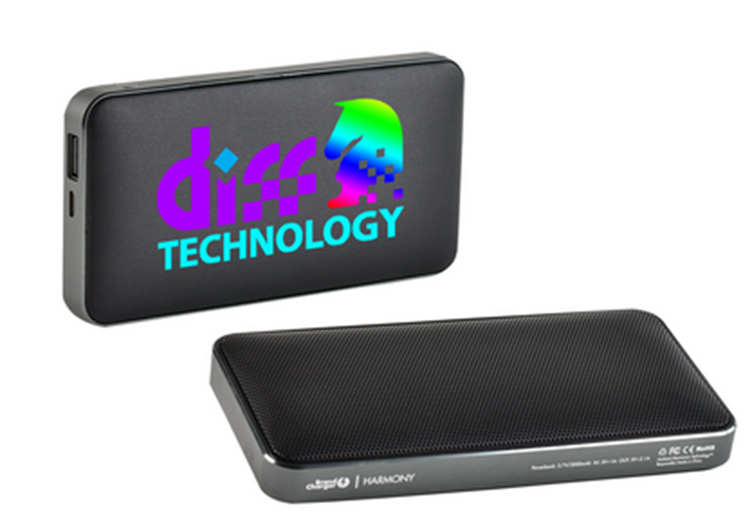 Harmony Power Bank and Wireless Speaker