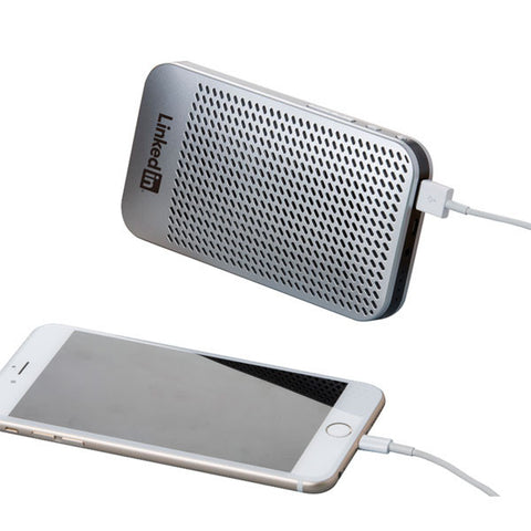 Power Bank + Speaker