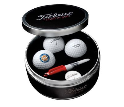 Titleist Three-Ball Tin