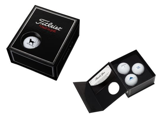 Titleist Appreciation Box