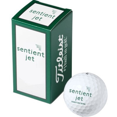 Titleist Custom Two-Ball Sleeve