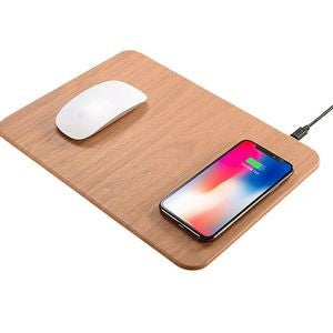 Qi Wireless Charger and Mouse Pad