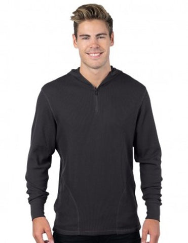 Quarter-Zip Hooded Thermal