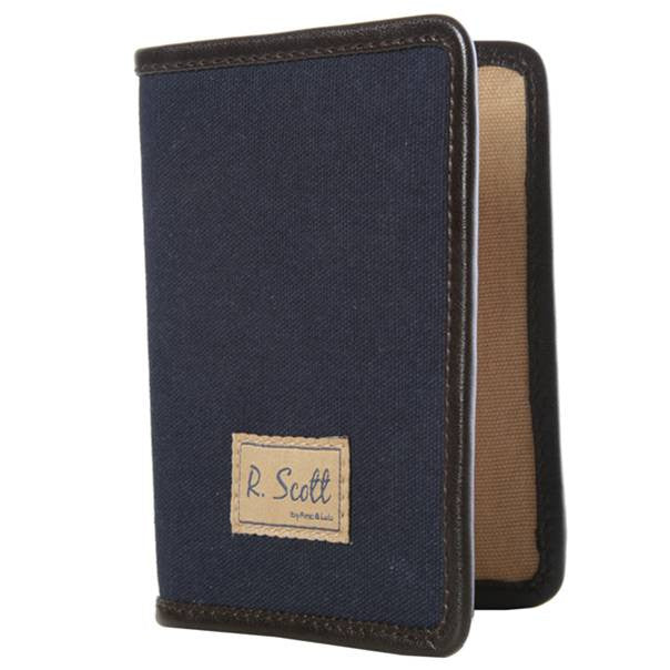 Ame & Lulu R. Scott Passport Cover