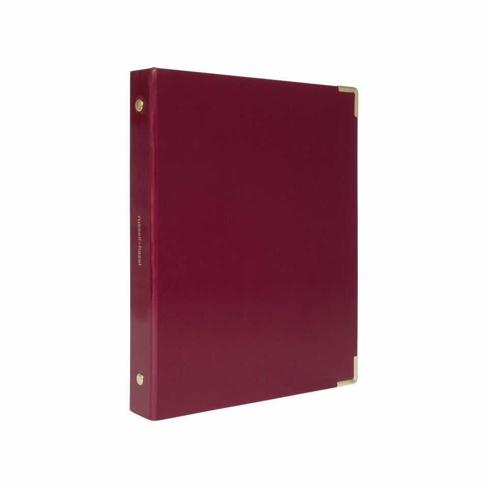 Russell+Hazel Mini 3-Ring Binder