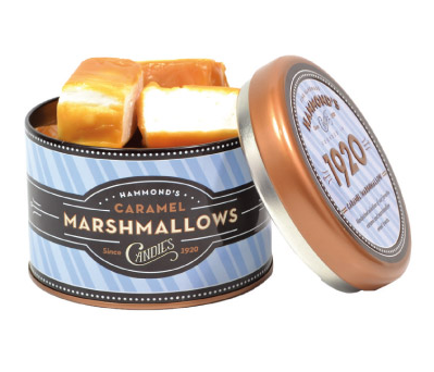 Signature Caramel Marshmallow Tin