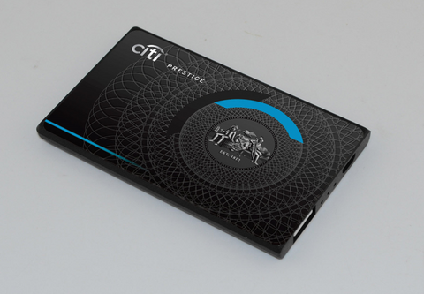 Slim Credit Card Shape Power bank 2200mAh