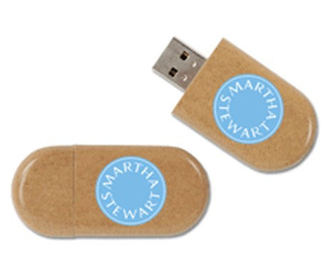 Smooth Customized Flash Drive
