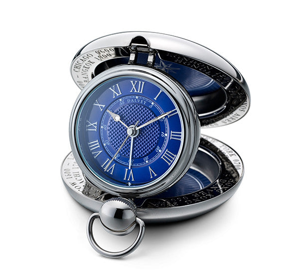 Stainless Steel Travel Clock