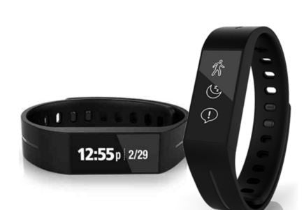 Striiv Touch Fitness Tracker And Smart Watch