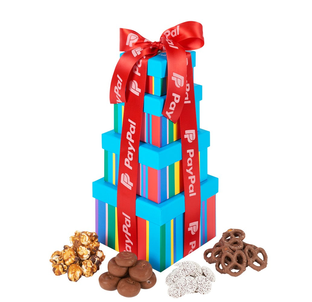 Sweet Treat Tower Chocolate Mix