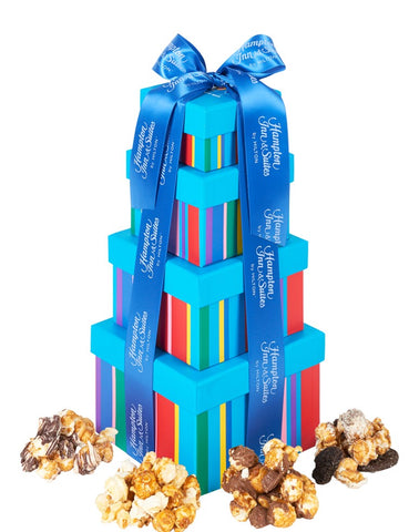 Sweet Treat Tower Popcorn Mix