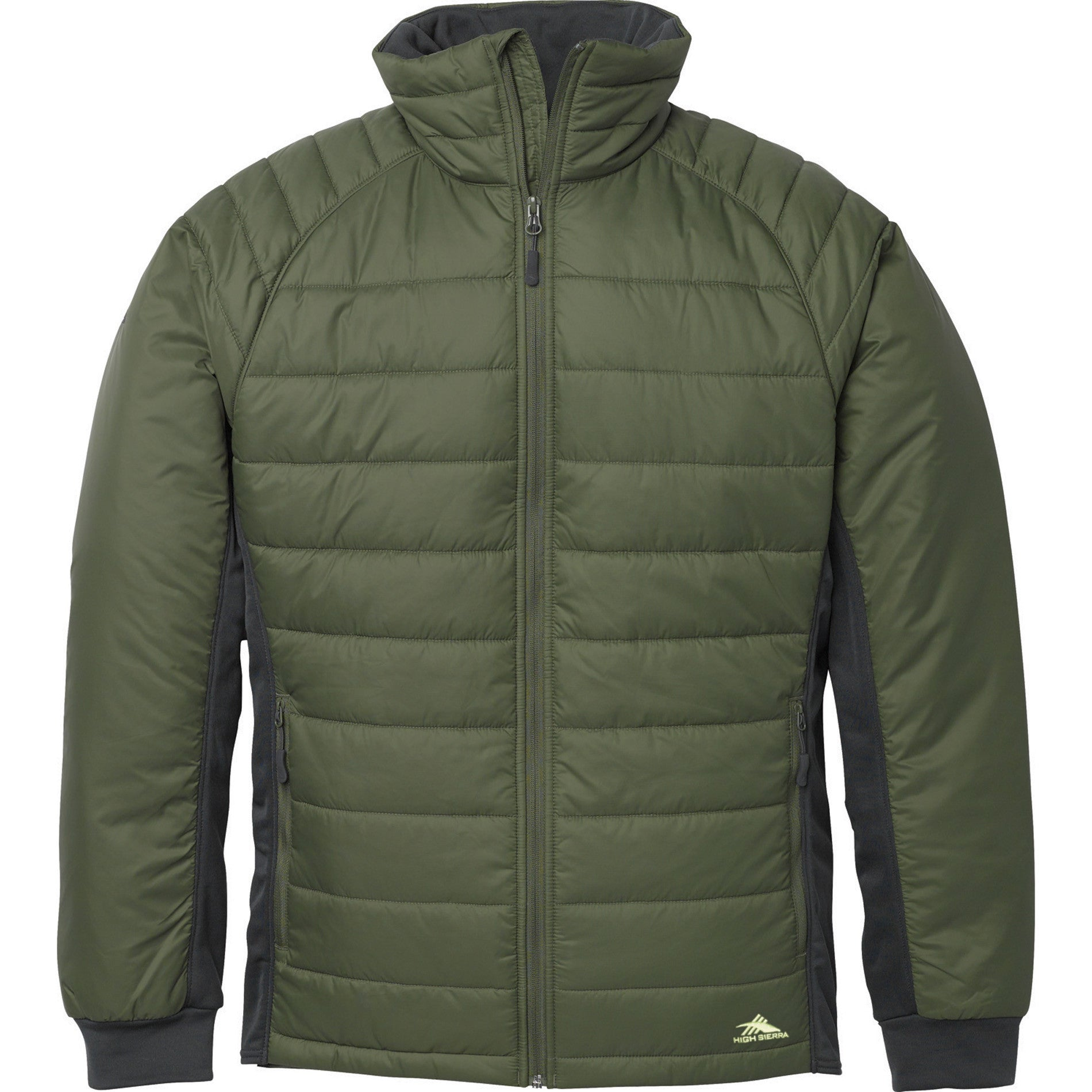 High Sierra Men's Molo Hybrid Insulated Jacket