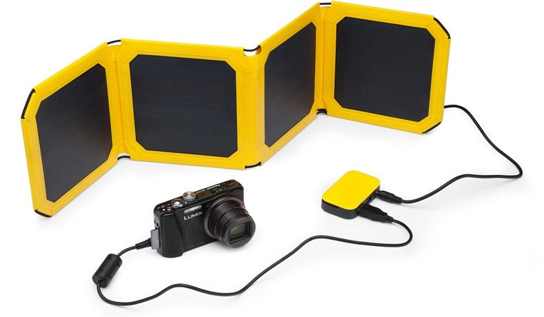 Wakawaka Solar Panel and Solar Link
