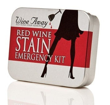Wine Away Red Wine Stain Emergency Kit
