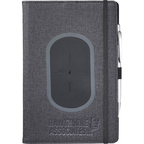 "Wireless Charging JournalBook 5.5"" x 8.5"""