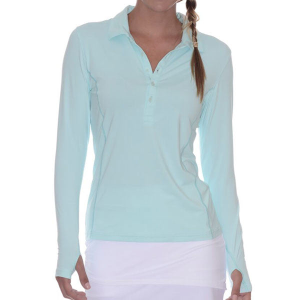 Women's UPF 50 Collared Shirt