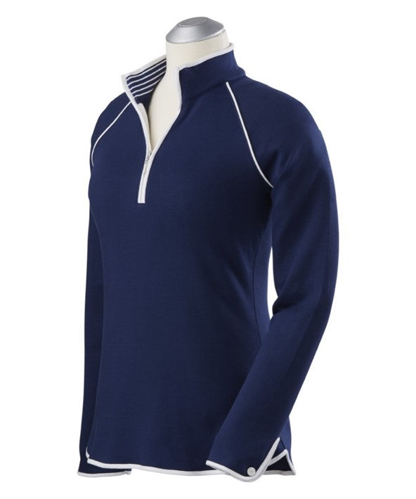 Women's Bobby Jones Quarter-zip Pullover
