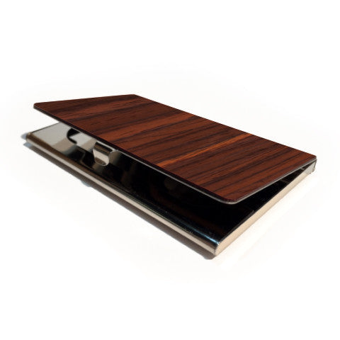 Wood Card Case