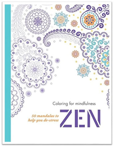 Zen: Coloring for Mindfulness