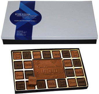 Assorted Belgian Chocolate Gift Box