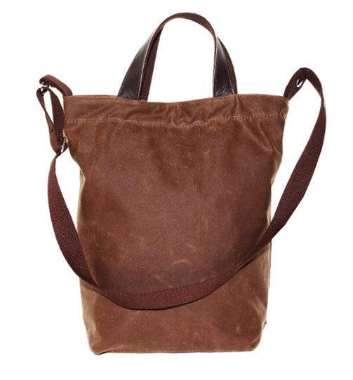 Waxed Canvas Cool Tote