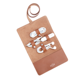 Full-Grain Luggage Tag