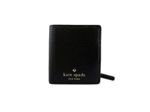 Kate Spade Cobble Hill Small Stacy Wallet - Black