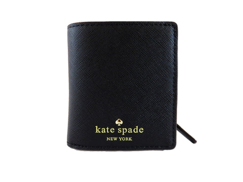 Kate Spade Cedar Street Small Stacy Wallet - Black