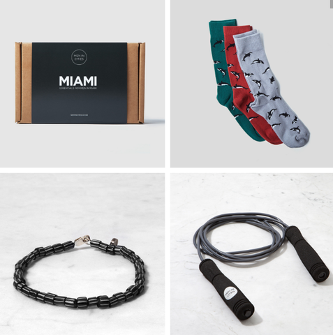Essentials for Men in Miami Kit
