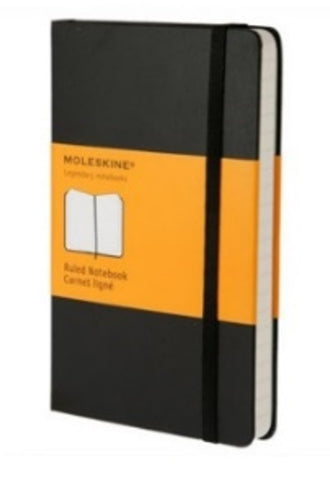 Moleskine Large Ruled Journal